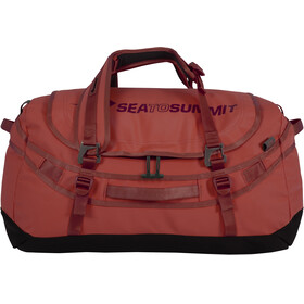 Sea to Summit Duffle Travel Luggage 65l red